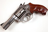 "S&W 3"" model 60-16 .357 magnum w/ aftermarket grips"