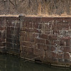 Brickwork repairs on Lock 16