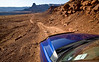 The Road Goes on Forever, The Party Never Ends - White Rim Trail - Photo by Pat Bonish
