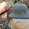 Sun Hat on Rock
