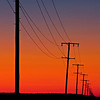 C 38 An Electrifying Sunset