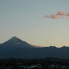 Mt. Taranaki and New Plymouth, New Zealand