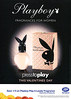 PLAYBOY Play It Lovely... 2011 UK (Boots stores)  'Fragrances for women - Press to play - The Valentine's day'