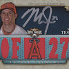 2013 Topps Triple Threads Mike Trout