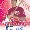 2004 Bowman Signs of the Future Joey Votto