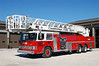 CAMBRIDGE FPD  TRK 2156  1980 PIERCE ARROW - LTI  1250-300-85'  X-SILVIS FD,IL  B FRICKER PHOTO