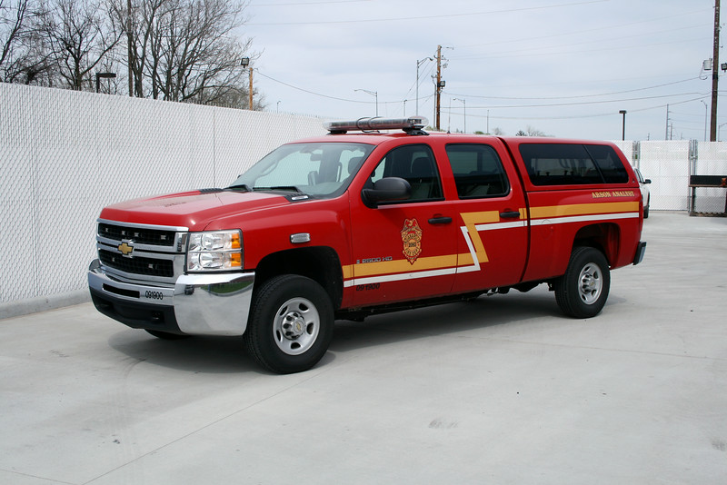 IFD CAR 2083  ARSON ANALYST