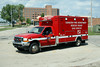 OSHKOSH SQUAD 15  DRIVE RESCUE  1981 FORD F -