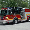 SAUK VILLAGE ENGINE 5110   SPARTAN - CRIMSON