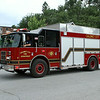 CALUMET CITY SQUAD 307  PIERCE SABER