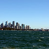 Sydney Skyline from Sydney Harbor