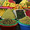 Olives for Sales in the Souk