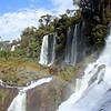 Rainbow By Iguazu Falls