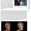 Article 'Devant deux portraits de ma mère', paru dans le blogue de Louis Lavoie Photo, fairedelabellephoto.com. Pour lire l'article en entier: http://fairedelabellephoto.com/2012/12/10/devant-deux-portraits-de-ma-mere/ In this article, Louis Lavoie shows before and after examples of photography processing, using portraits of two mothers to demonstrate what is possible in post-processing. Featured is a portrait by Denise Sarazin, Ottawa-based portrait photographer of her mother. For more photos and to read the full article, click on the link above.