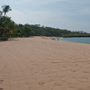 White sand beach in Lanai, Hawaii