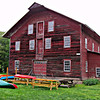 The Barn at Endless Mountain Outfitters, Sugar Run, Penn., at mile 249.3 of the Susquehanna, No. Branch