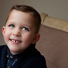 Portrait of young lad using natural light