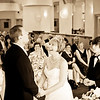 Bride is overjoyed at renewing her wedding vowels at The Grange