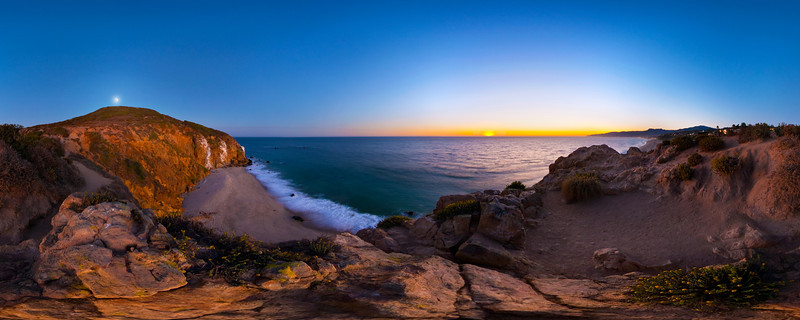 Point Dume Equinox, Malibu, CA