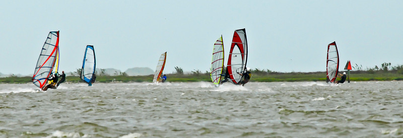 Bird Island Basin Windsurfing, Texas