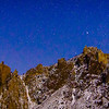 Smith Rock Stars - Panorama MSFRN Image #MSP0005  18x40 -- $110 Mat only, $225 Framed