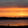 Chambers Bay Sunset (panorama)