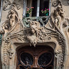 Art Nouveau Figures, Paris