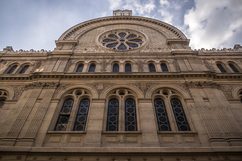 Tournelles Synagogue, Paris