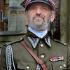Bunkie Ludwig, Polish Officer at Castle Ceremony, Krakow