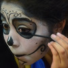 Judi Purcell face painting
