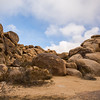 More cool rock formations at Joshua Tree.