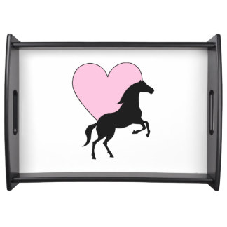 Horses and Love Trays