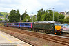 57604 arrives into Totnes on the:<br /> 2E75 11:25 Par to Exeter St Davids<br /> <br /> 19/07/14
