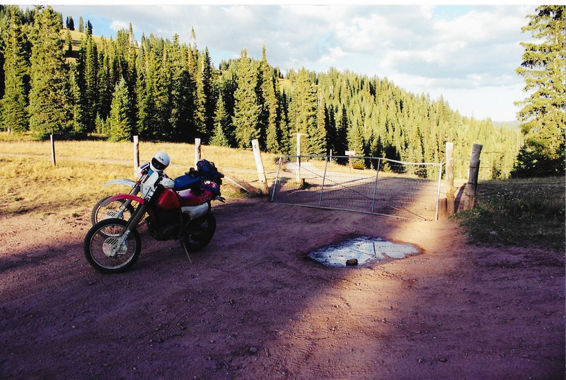 Reno Divide summit (9/6/1998).