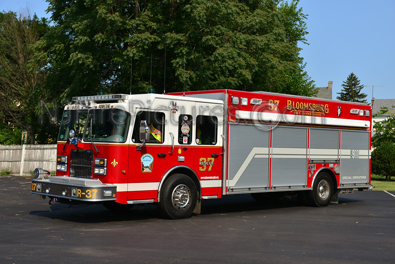BLOOMSBURG, PA RESCUE 37