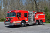 LOWER SAUCON TWP. (SOUTHEASTERN) TANKER 6231 - 2003 SPARTAN/CENTRAL STATES 1250/3000