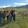 LEAF 2014, Atlanta interns in Wyoming