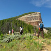 2014 LEAF Intern Program with The Nature Conservancy in Wyoming - Heart Mountain Ranch