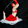 Belly Dancer Sword Dance