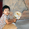 Girl with a Tattered Fan
