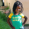 Girl Sporting South Africa