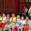 Children Singing a Welcome Song