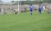 Back of the net - Goal Scored ! Harrison vs Carroll High School Soccer Photo #8385