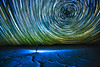 Bonneville Salt Flats Startrails_2880 for Desktop