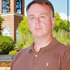 New Faculty/Staff Photos: Fall 2013. Jimmy Parker, Assistant Director of Student Conduct and Residence Education