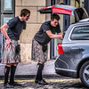 Kilted Car Packers