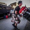 Missoni Kilties in action