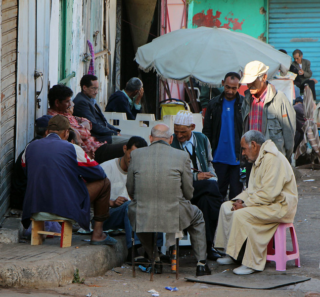 Moroccan Card Game