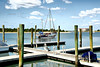 This rendering is from the Marina in Beaufort, NC...what a beautiful place.  Several good places to eat. 2008