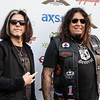 Testament's Alex Skolnick and Chuck Billy